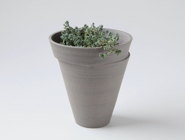 Displaced Cup Flowerpot