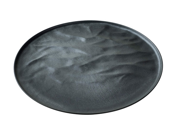 Wave Dish Black