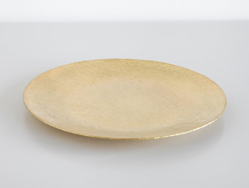 Full Moon Brass Dish