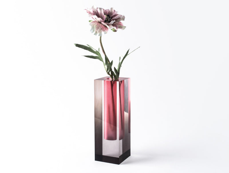 Ebony Mellow Vase