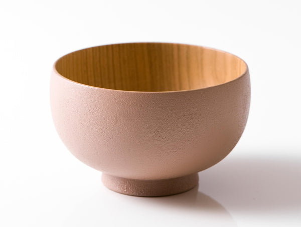 Pink Natural Sibo Bowl M