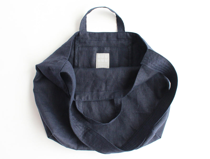 Indigo Light Shoulder Bag