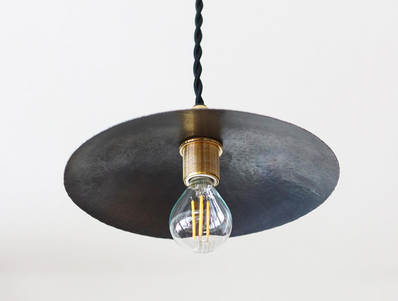 Black Copper Lampshade S
