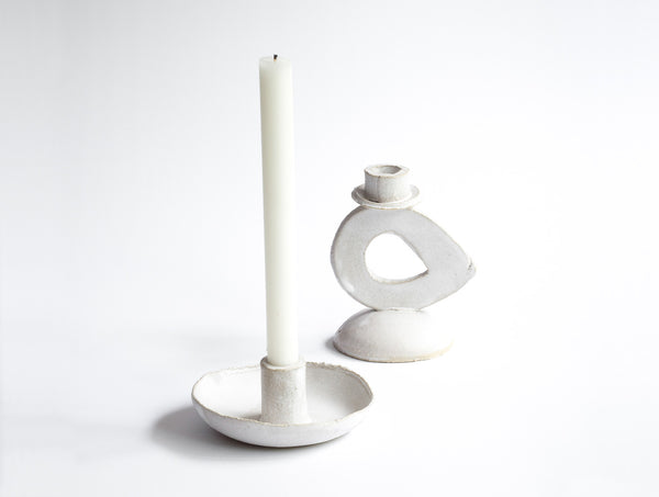 Sculptural Candle Holder