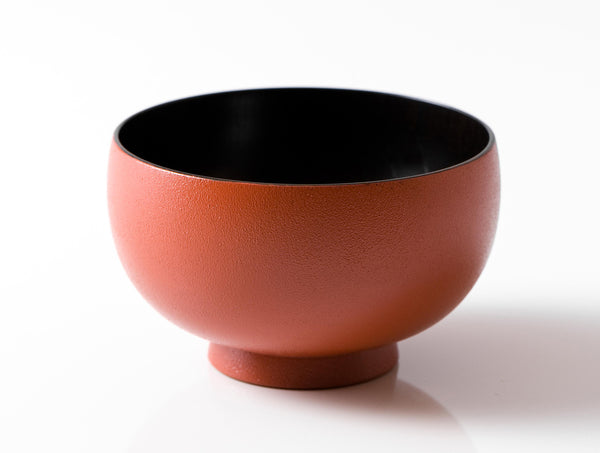 Orange Black Sibo Bowl M