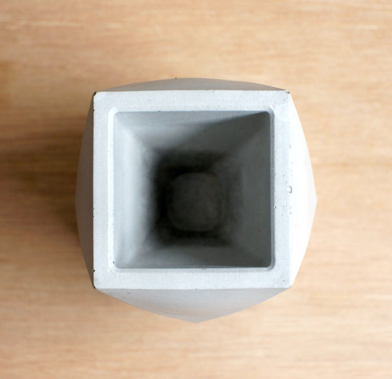 Concrete Six Vase