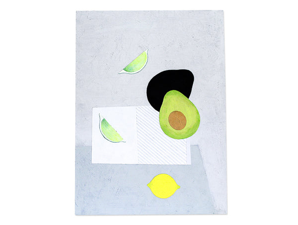 Avocado Painting
