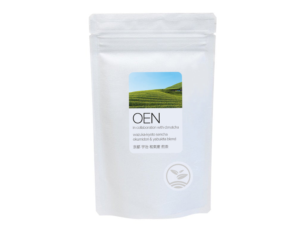 OEN Sencha 40g by d:matcha at OEN Shop