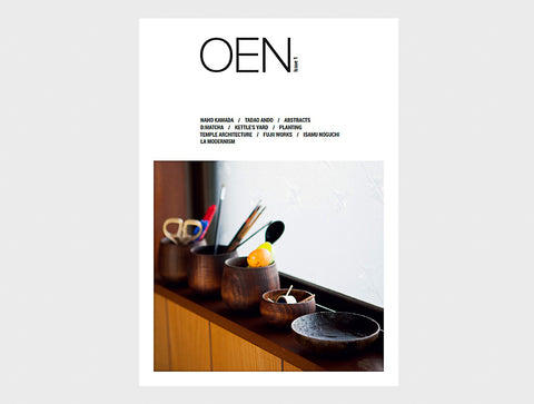 OEN Issue 1 by OEN