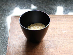 Chestnut Free Cup by Kihachi Workshop at OEN Shop