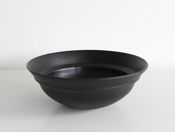 Lipped Lacquer Bowl