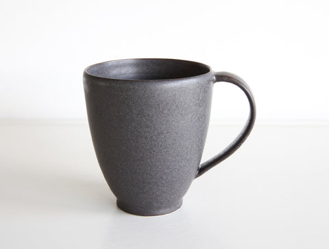 Black Mug by Mark Robinson