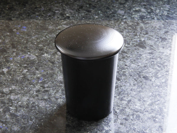 Lidded Lacquer Pot