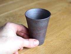 Tall Black Classic Cup by Akihiro Nikaido at OEN Shop