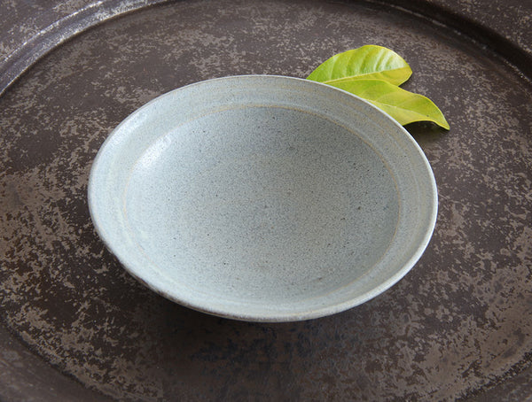 Rustic Small Blue Bowl
