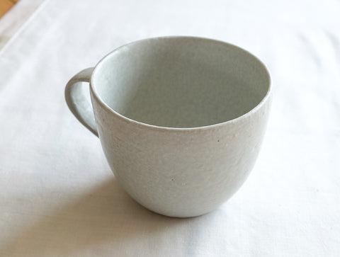 Blue Stone Mug by Inima Pottery