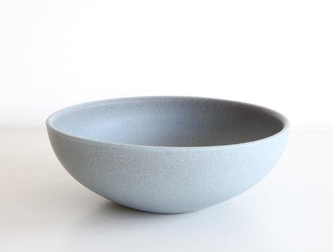 Large Blue Bowl by Mushimegane Books
