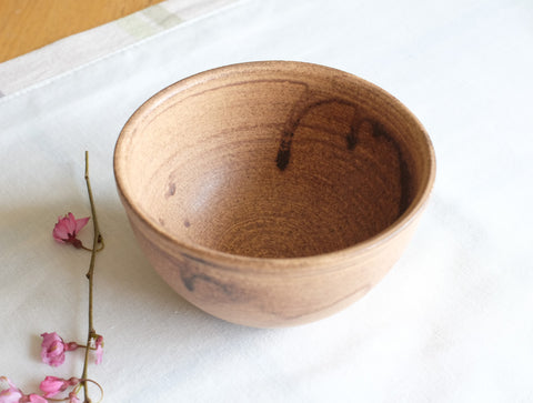 Cocoa Bowl by Inima Pottery