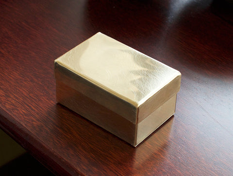 Rectangular Brass Can SS by SyuRo