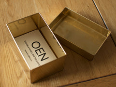Rectangular Brass Can SS by SyuRo at OEN Shop