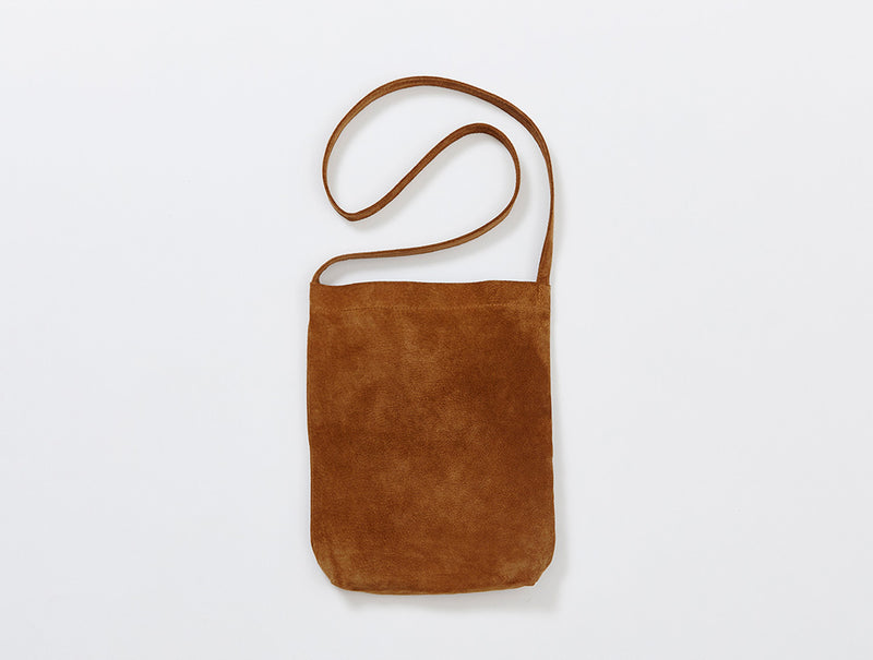 Brown Pig Shoulder Bag