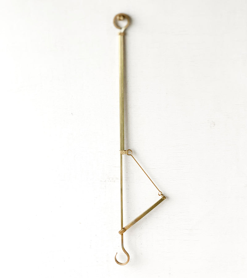 Brass Wall Hook