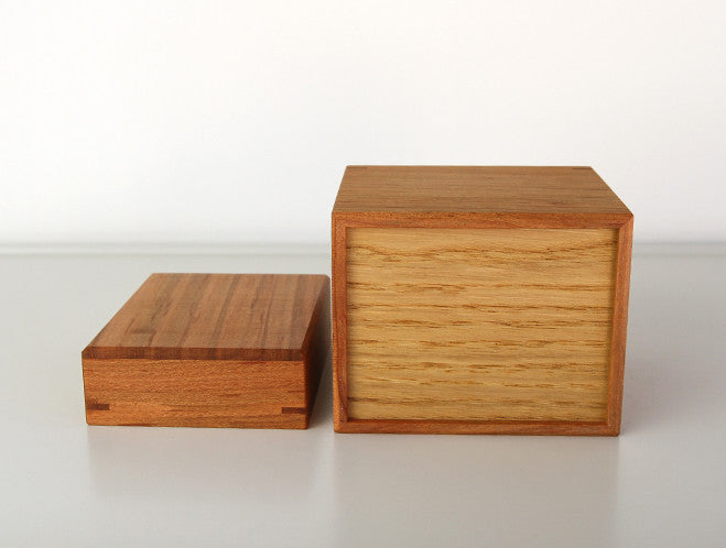 Cherry Tea Box M by Fujii Works at OEN Shop