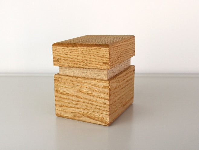 Chestnut Tea Box S by Fujii Works at OEN Shop