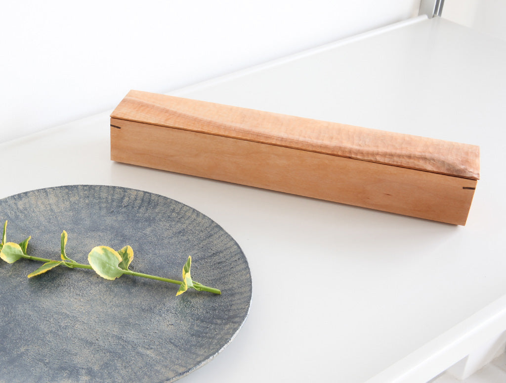 Chopstick Box by Yusuke Tazawa at OEN Shop
