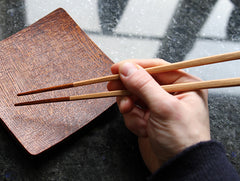 Half Lacquer Chopsticks by Atelier tree song at OEN Shop