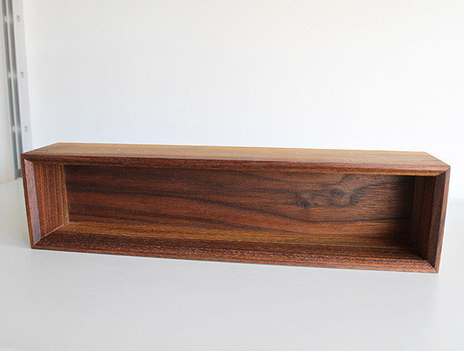 Black Walnut Chopstick Case by Eiji Hagiwara at OEN Shop