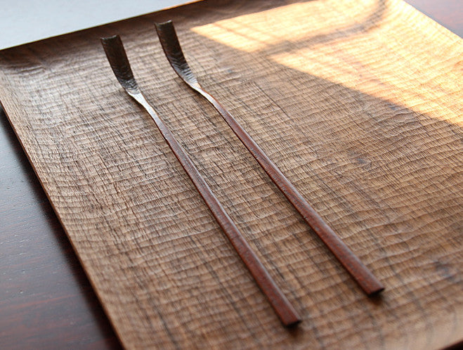 Lacquer Cocktail Stirrer by Yusuke Tazawa at OEN Shop