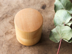 Cha Birch Box by Studio KUKU at OEN Shop