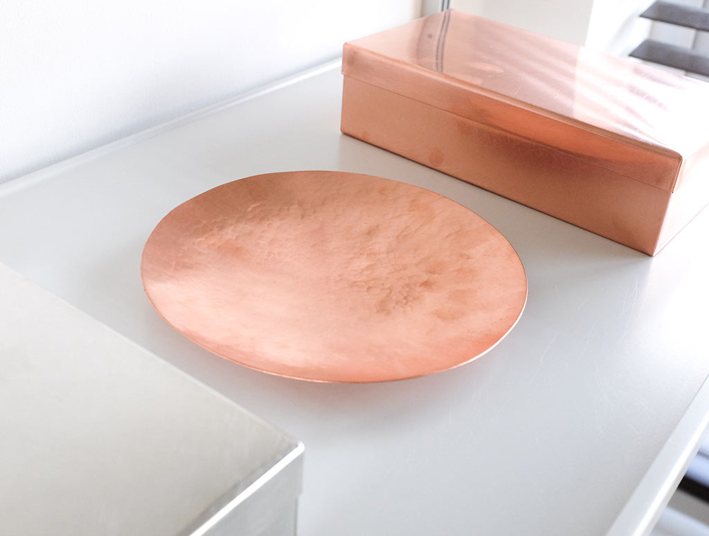Copper Dish by SyuRo at OEN Shop