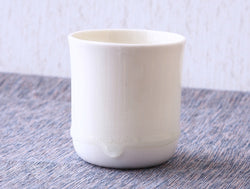 White Porcelain Cup B-1