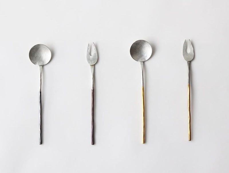 Brass Handle Spoon