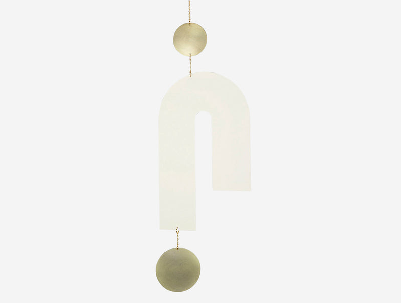 Creme Wall Hanging No 16