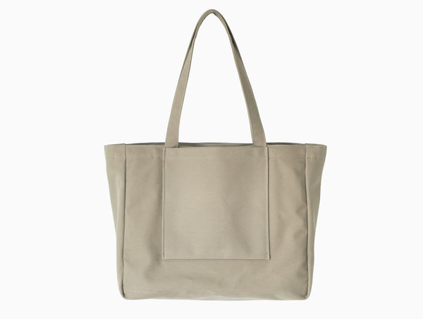 Offset Tote Bag
