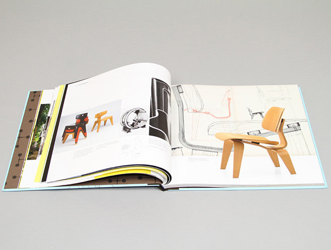 The Furniture of Charles & Ray Eames by Vitra Design Museum at OEN Shop