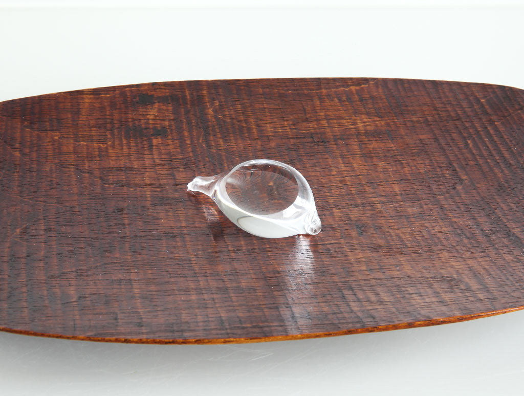 Kotori Glass Rest by Yuki Osako at OEN Shop