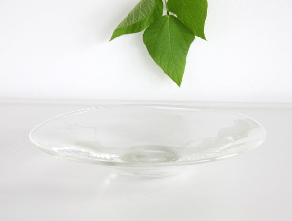 Clear Glass Plate