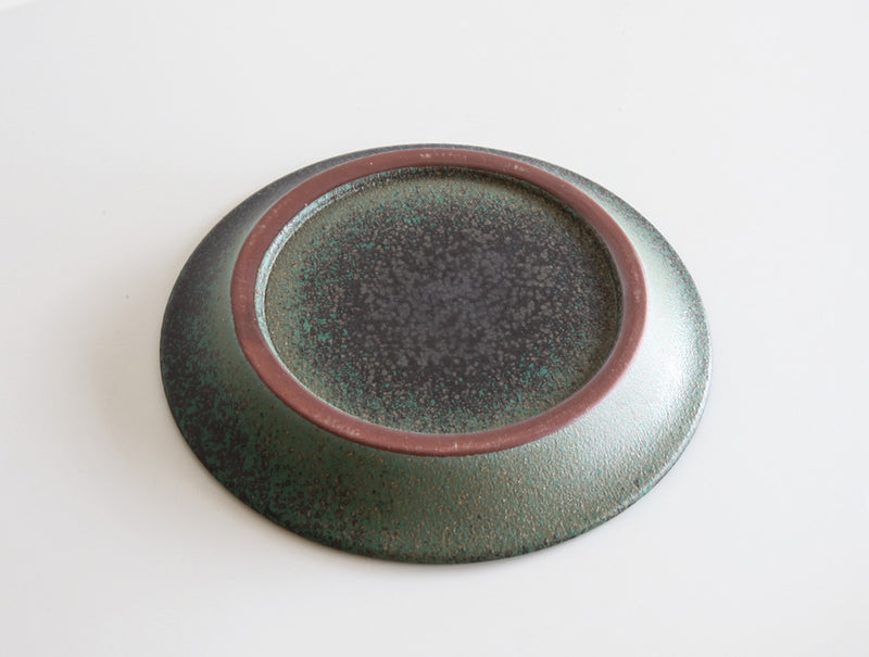 Small Green Plate