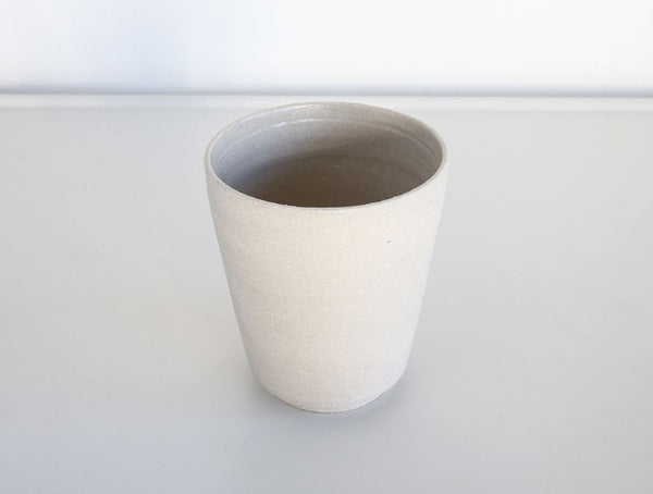 Small Grey Stone Cup