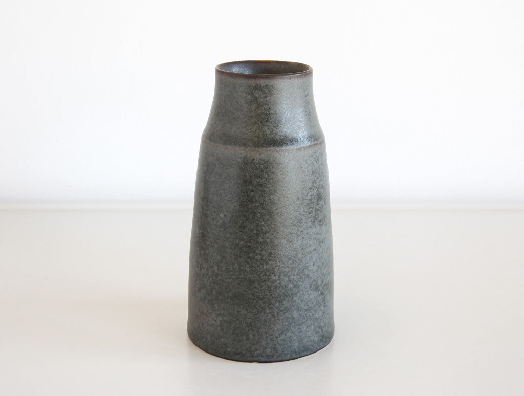 Black Purple Bud Vase by Mark Robinson at OEN Shop
