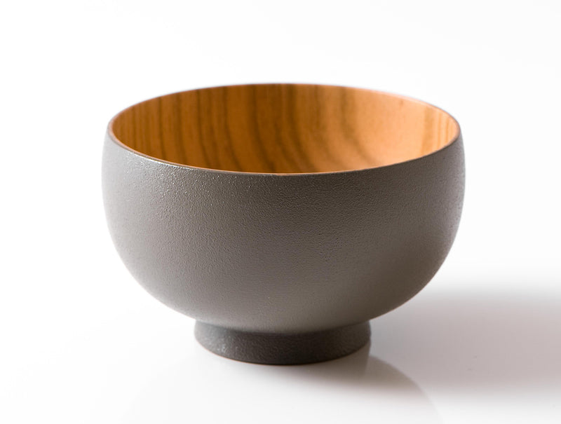 Grey Natural Sibo Bowl M
