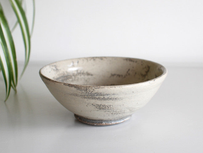 Hakeme Rice Bowl by Katsufumi Baba at OEN Shop