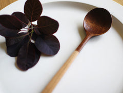 Half Lacquer Spoon by Atelier tree song at OEN Shop