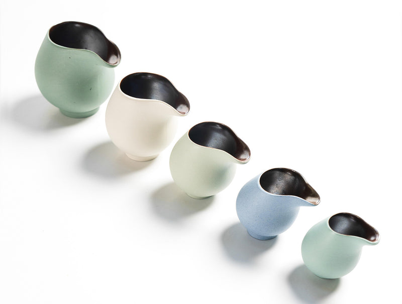 Soft Green Flow Jugs
