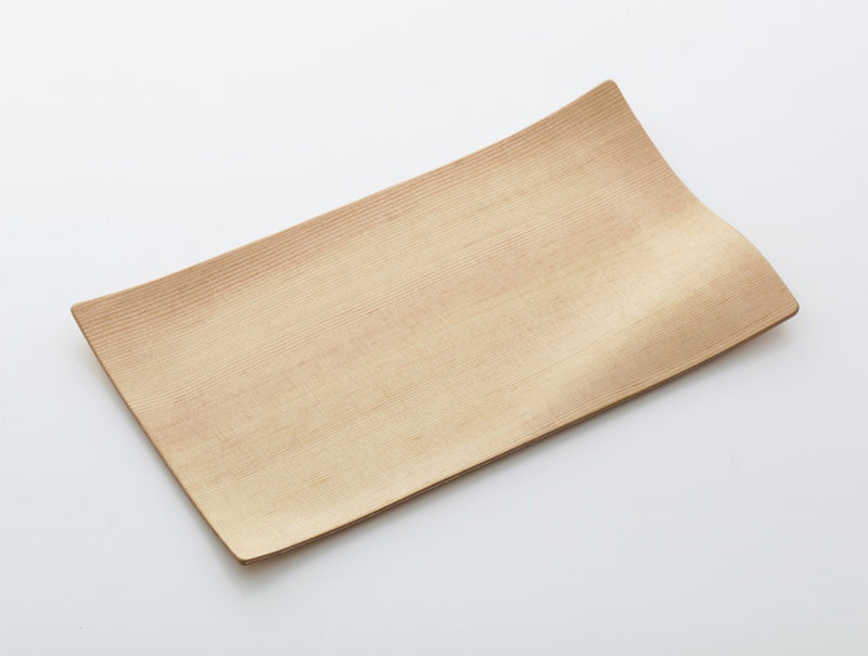 Kaze no Utsuwa Rectangle Tray