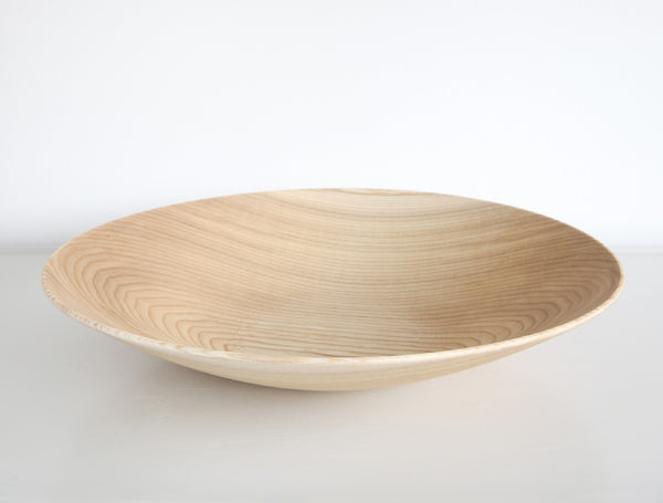 Large Natural Open Bowl